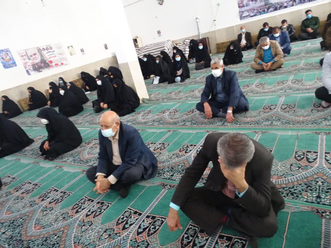 در اولین روز از دهه بصیرت؛ مراسم بزرگداشت یومالله ۹ دیماه در باشت برگزار شد.