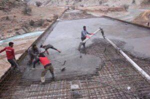 گزارش تصویری از تلاش شبانه روزی پروژه ملی دهدشت -پاتاوه