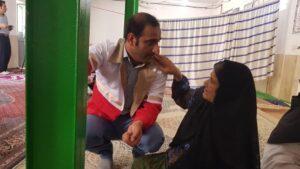 ۷۰ قلم دارو در مناطق روستایی و عشایر باشت توزیع شد.