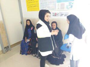 اعزام اکیپ پزشکی به مناطق کم برخوردار شهرستان باشت (+تصاویر)