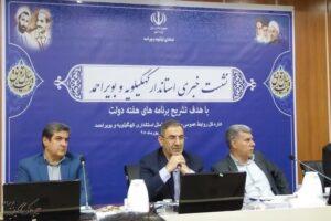 رسانهها فضای استان را انتخاباتی نکنند/سرباز نظام هستم و بدهکار هیچ کس نیستم