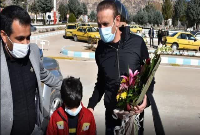 سفر یحیی گلمحمدی سرمربی پرسپولیس به یاسوج