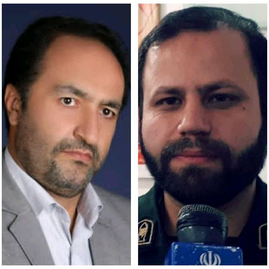 ریحان محمدپور در پیامی انتصاب سرگرد پاسدار محسن غلام شاهی را به سمت فرمانده سپاه ناحیه مقاومت بسیج باشت