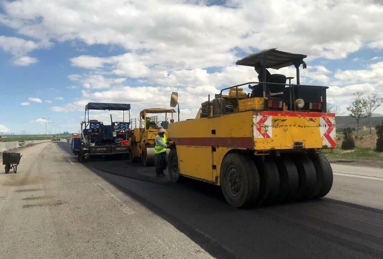 ۷۰ هزار میلیارد ریال برای توسعه حمل و نقل جاده ای کشور هزینه شد.