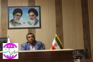 دیدار عیدانه شهردار باشت با اصحاب رسانه