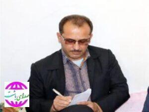 پیام تبریک بخشدار مرکزی شهرستان باشت به مناسبت سالروز تاسیس سپاه پاسداران انقلاب اسلامی