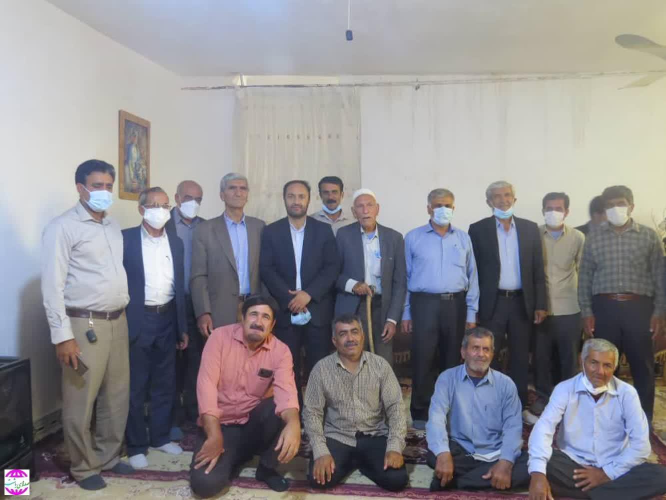 گزارش تصویری از حمایت طوایف غیور جلیل از دکتر ریحان محمدپور