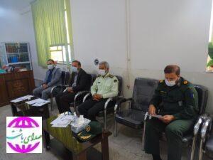برگزاری جلسه ستاد پیشگیری و رسیدگی به جرایم و تخلفات انتخابات شهرستان باشت