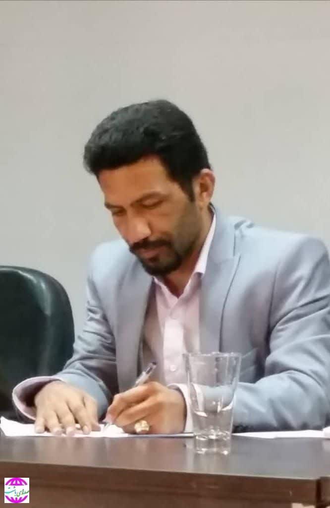 پیام معاون فرماندار باشت به مناسبت ۱۷ مرداد روز خبرنگار