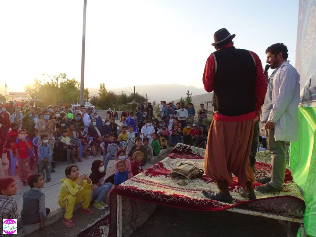 همایش بزرگ پیادهروی به مناسبت جشن میلاد حضرت محمد (ص)و امام جعفر صادق (ع) در باشت برگزار شد