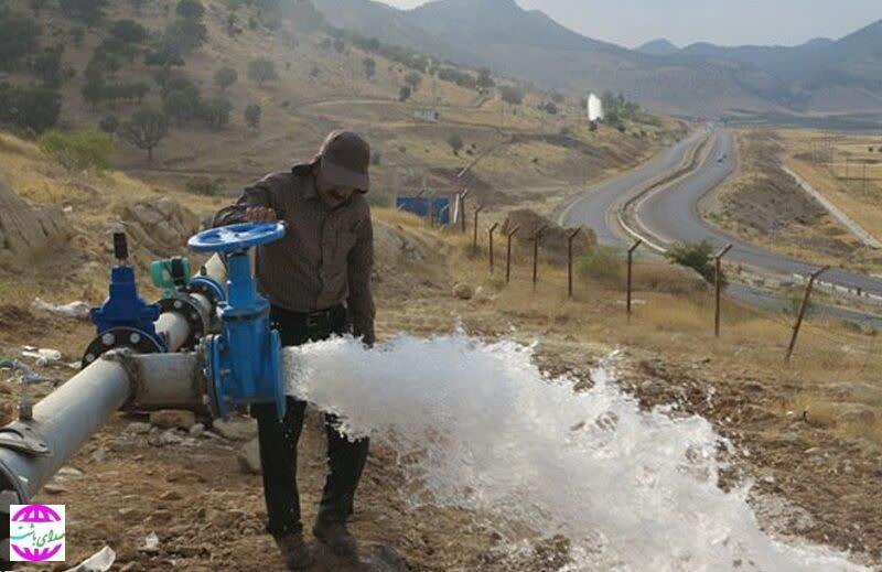 رویای دستیابی به آب پایدار در باشت کی تحقق مییابد؟