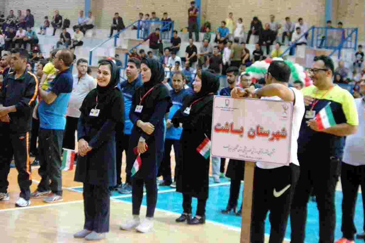 گزارش تصویری از ششمین جشنواره فرهنگی ورزشی دانشگاه علوم پزشکی استان