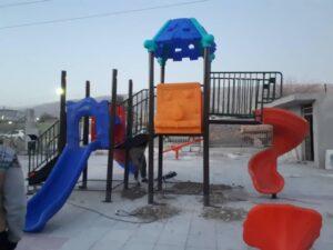 پارک تفریحی روستای سراببیز آماده بهره برداری شد.