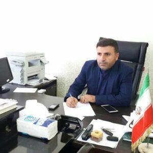 پیام تسلیت بخشدار بوستان به مناسبت درگذشت همکار گرامی سید عمران حسینی