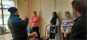 برگزاری آزمون عملی بازیگری در شهرستان باشت