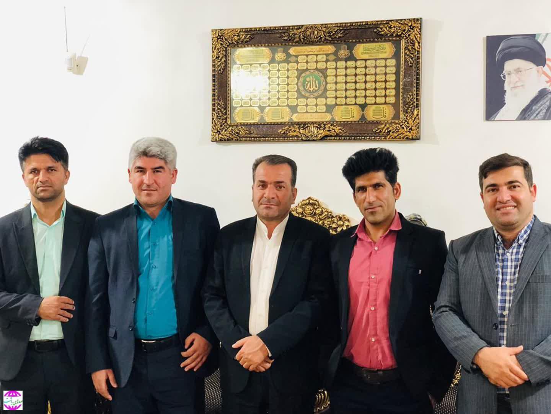 تبریک اعضای شورای شهر باشت به مناسبت ۱۷ مرداد روز خبرنگار