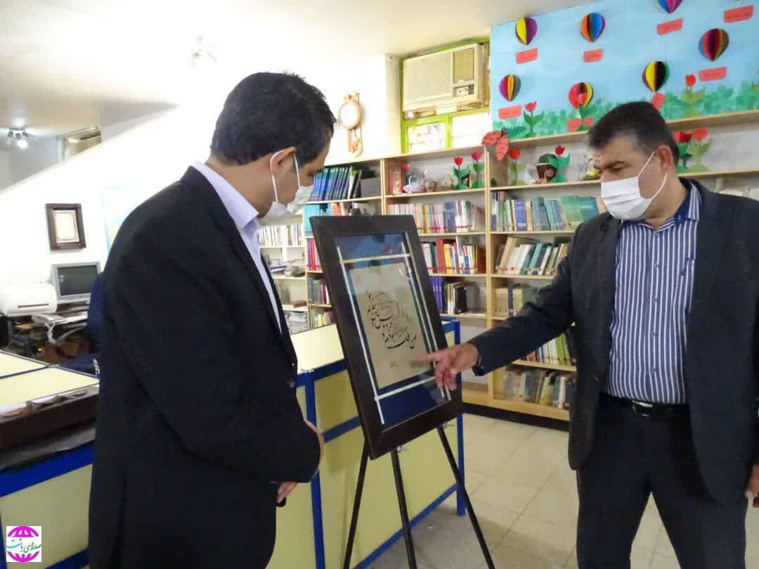 مراسم صبحگاه مشترک نیروهای نظامی در باشت برگزار شد.