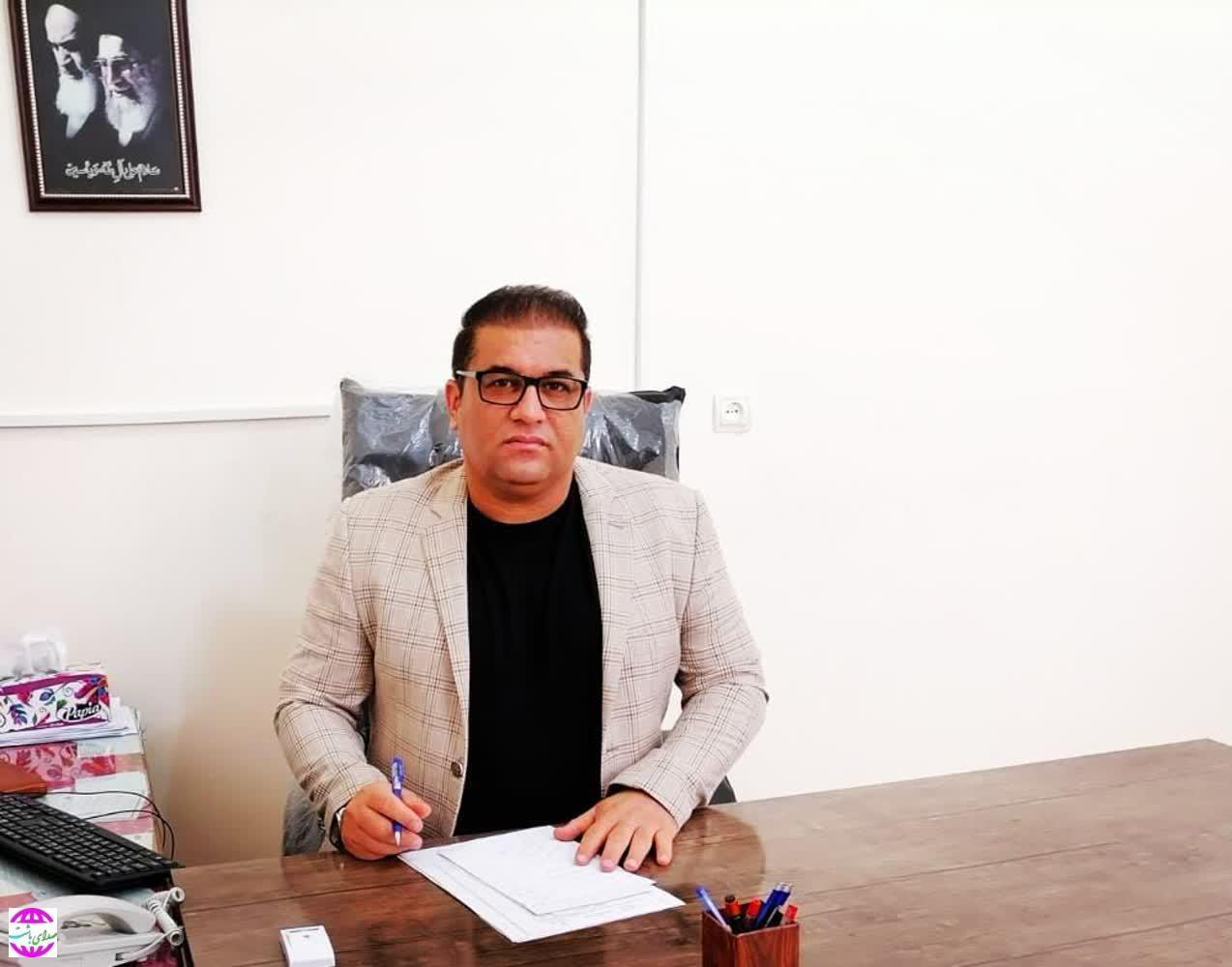 رییس اداره ورزش و جوانان شهرستان باشت طی پیامی فرا رسیدن هفته تربیت بدنی و ورزش را تبریک گفت.